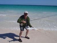 Bahamian bonefish 2012